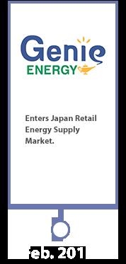 Genie Energy Japan